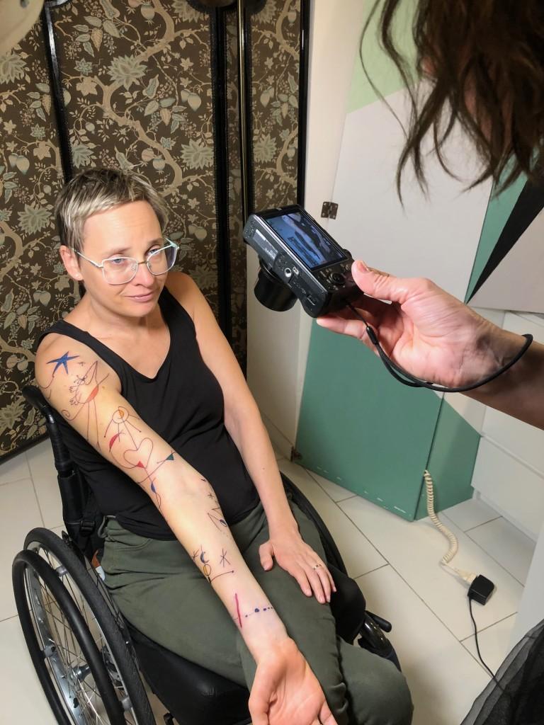 stef tattoo handinary stories