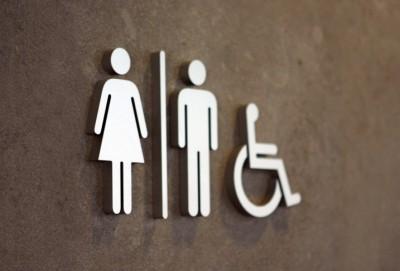 sigle toilettes