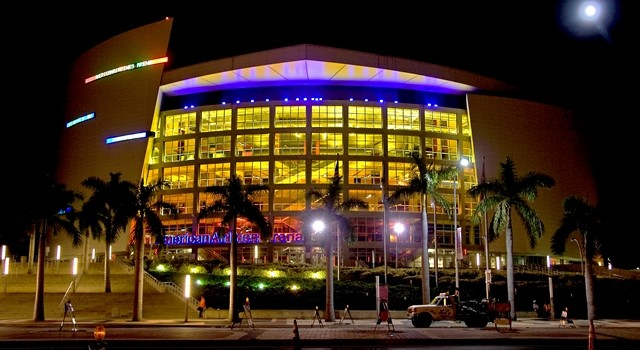 AmericanAirlines Arena Miami - Handinary Stories
