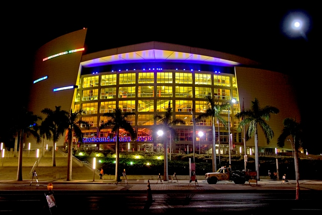 AmericanAirlines Arena Miami - Handinary Stories