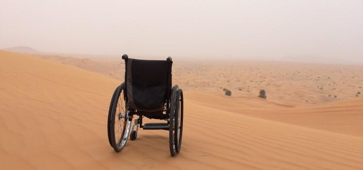 Désert Dubaï Handinary Stories