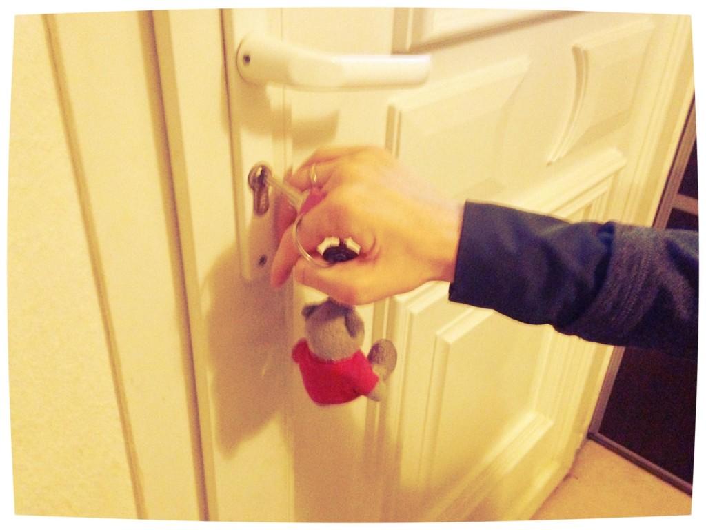 mains clés