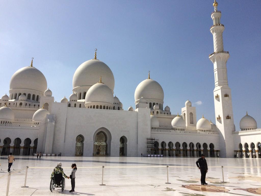 mosquée Abu Dabi1